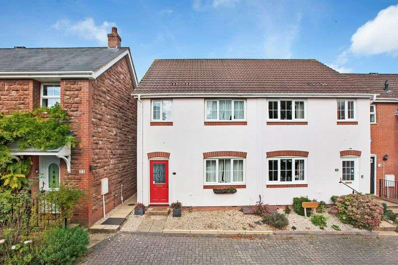 3 Bedrooms Property for sale in Nichol Place Cotford St Luke, Taunton
