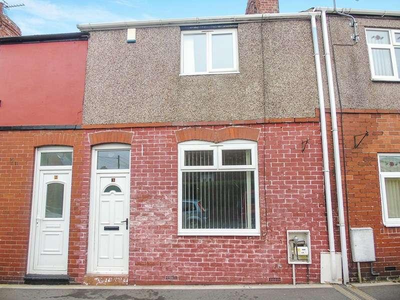 2 Bedrooms Property for sale in St. Nicholas Terrace, Easington, Easington, Durham, SR8 3DL