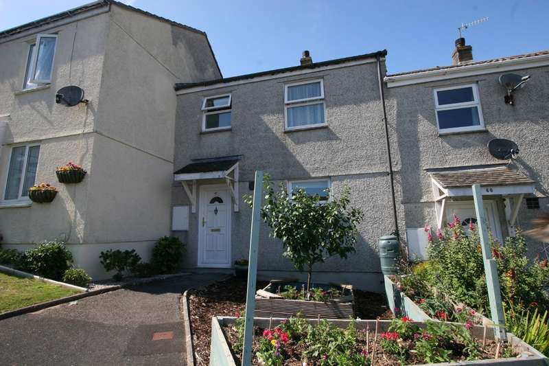 3 Bedrooms Terraced House for sale in Trelawney Rise, Torpoint