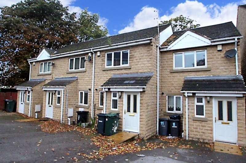 2 Bedrooms Terraced House for sale in PLATT COURT, SHIPLEY, BD18 1GA
