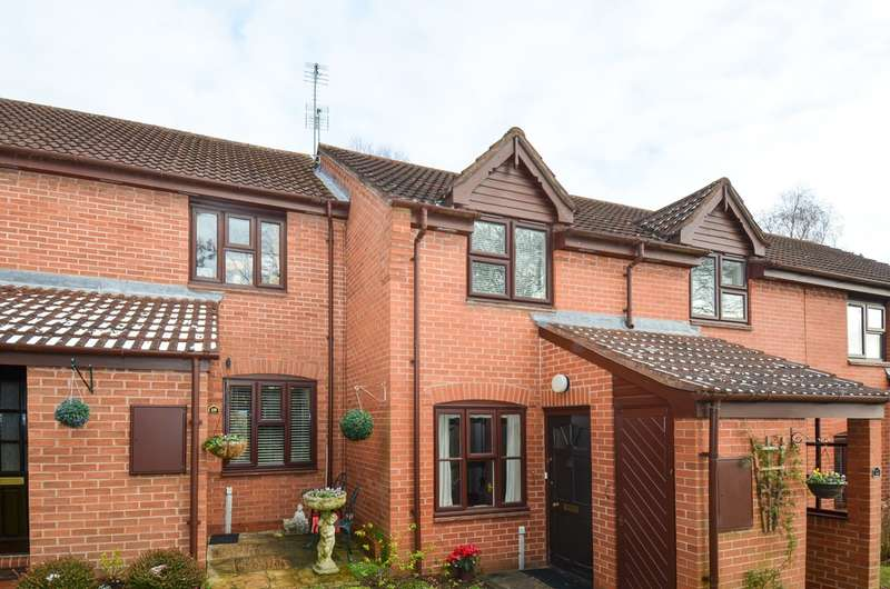 2 Bedrooms Retirement Property for sale in Station Approach, Barnt Green, Birmingham, B45