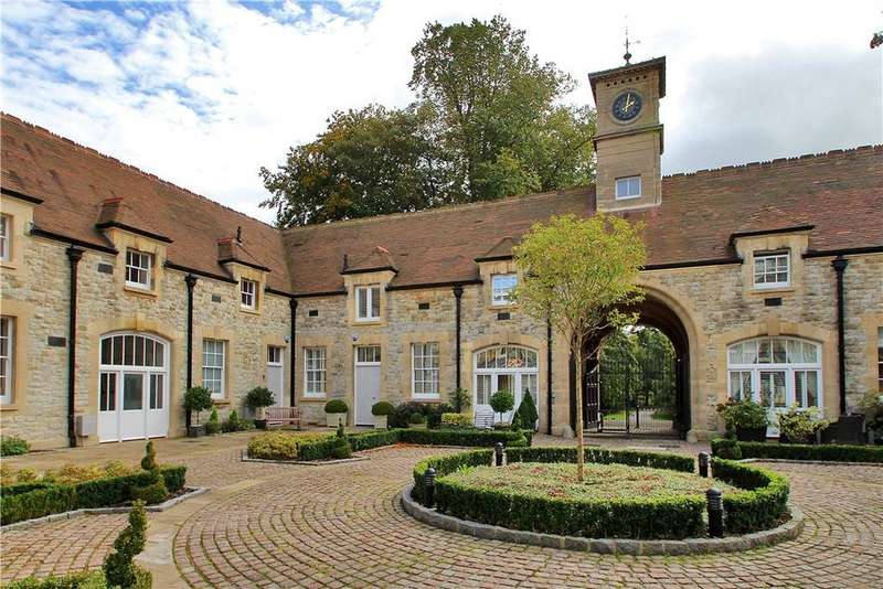 3 Bedrooms Mews House for sale in The Stables, Wildernesse Avenue, Seal, Sevenoaks, TN15