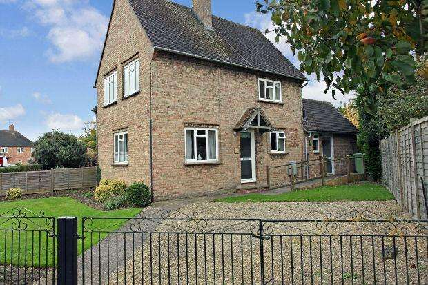 3 Bedrooms Semi Detached House for sale in Redesdale Place, Moreton-in-marsh