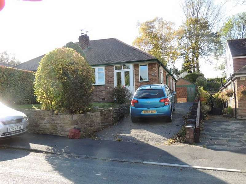 2 Bedrooms Semi Detached House for sale in Fernhill, Mellor, Stockport