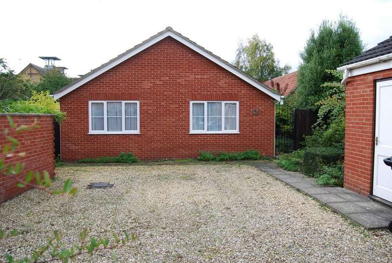 3 Bedrooms Detached Bungalow for sale in Neatherd Road, Dereham NR19