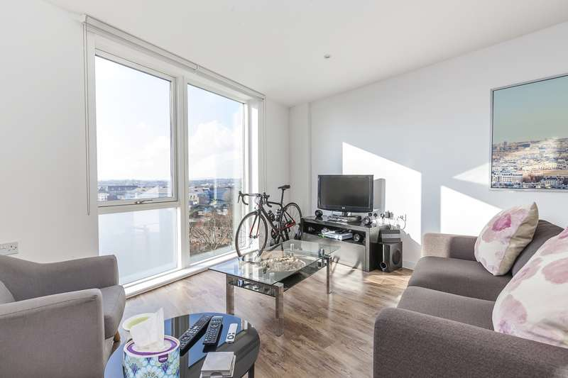 2 Bedrooms Apartment Flat for rent in Empire Heights, SE14