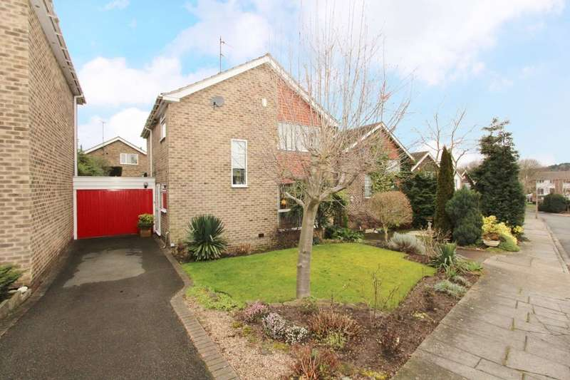 3 Bedrooms Detached House for sale in Ullswater Crescent, Bramcote, Nottingham, NG9