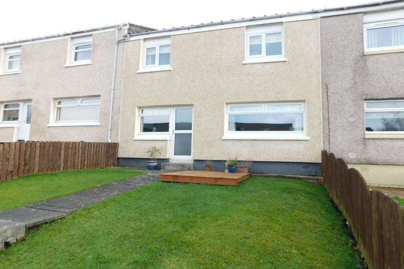 2 Bedrooms Property for sale in Carbarns West, Wishaw, ML2