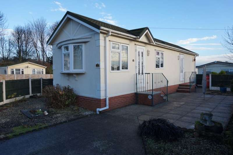 1 Bedroom Bungalow for sale in Grasscroft Park Glasshouse Lane, New Whittington, Chesterfield, S43