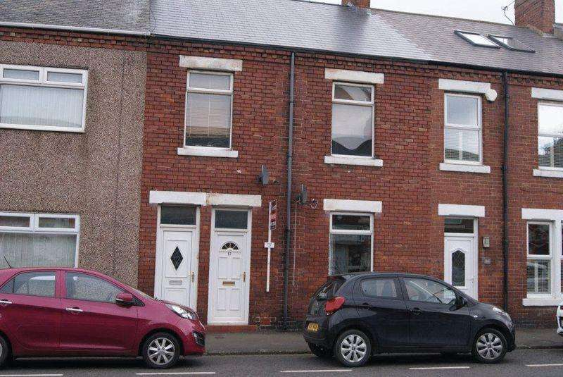 1 Bedroom Apartment Flat for sale in Astley Road, Whitley Bay