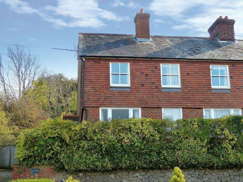 4 Bedrooms Semi Detached House for sale in North Road, Goudhurst