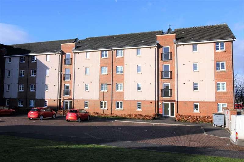 2 Bedrooms Flat for sale in McDonald Crescent, Falkirk