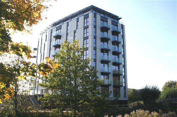 2 Bedrooms Apartment Flat for sale in 8th Floor Penthouse Apartment, Century Tower, Central Chelmsford