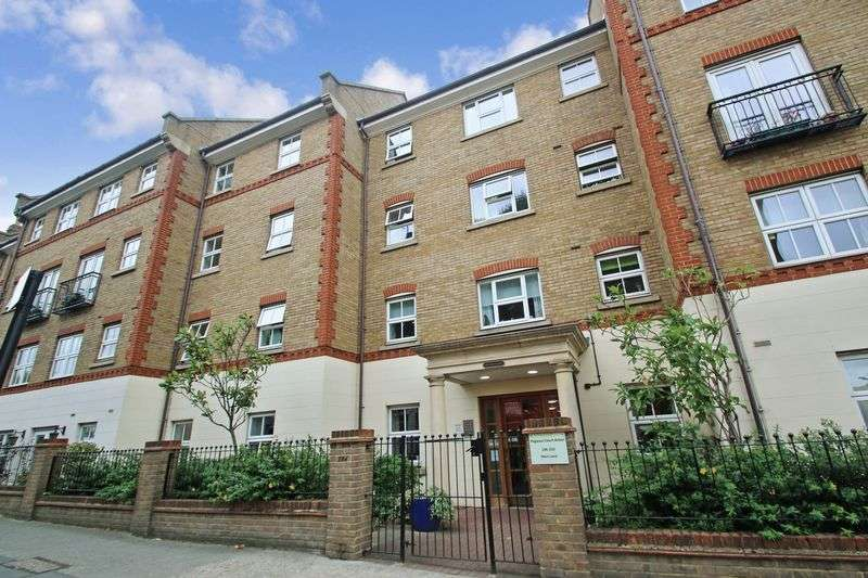2 Bedrooms Property for sale in Pegasus Court (Acton), Acton, W3 6PT