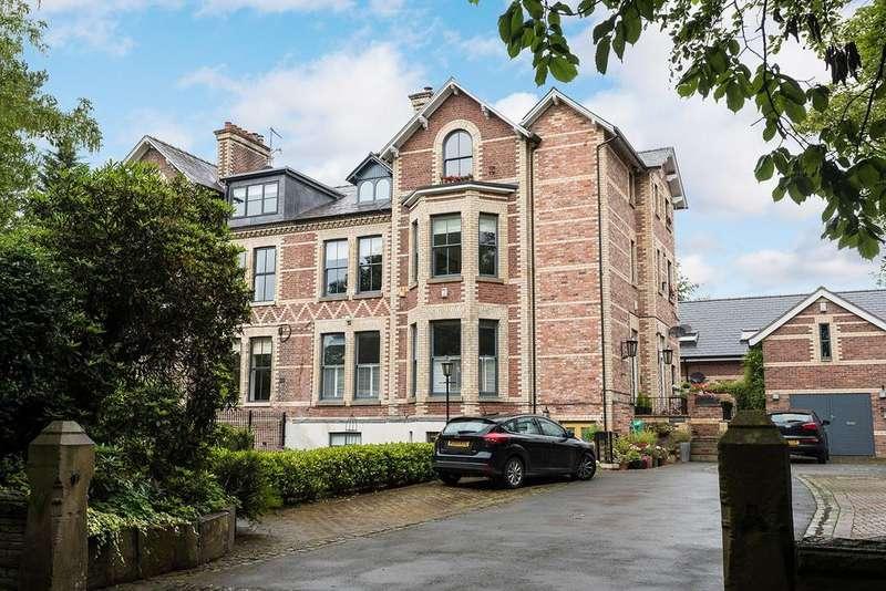 2 Bedrooms Apartment Flat for sale in Bollindene, Daveylands, Wilmslow