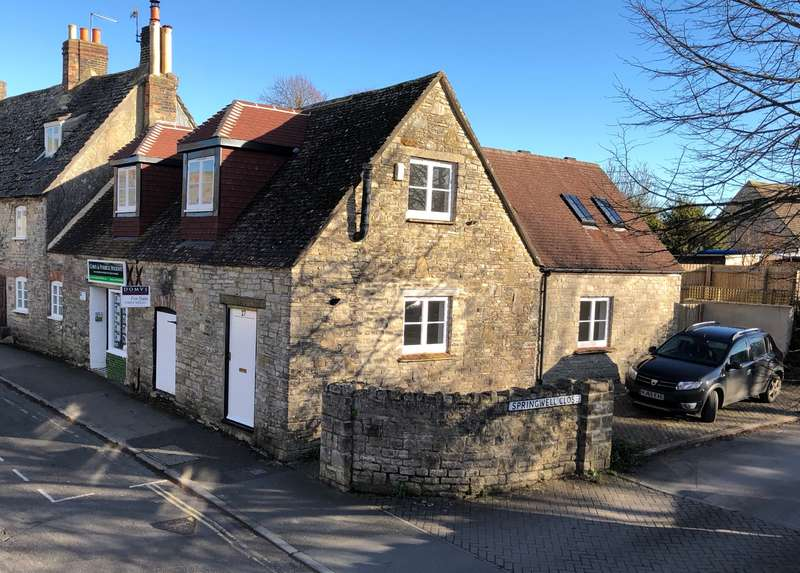 3 Bedrooms End Of Terrace House for sale in CORFE CASTLE, WAREHAM