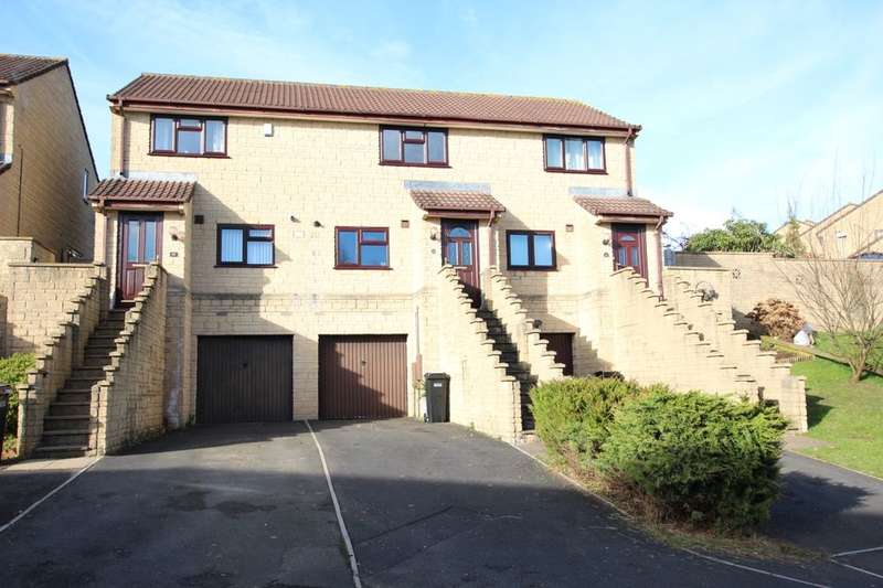 2 Bedrooms Property for sale in Sunnymead, Midsomer Norton, Radstock, BA3