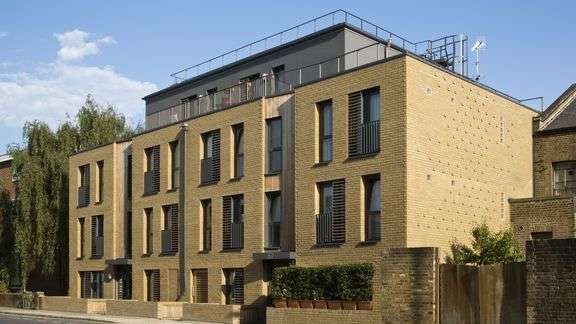 Flat for sale in Star Road, London, W14 9QE