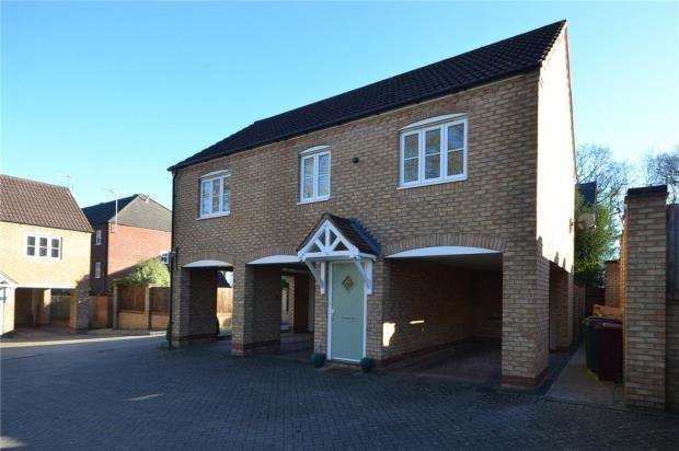 2 Bedrooms Detached House for sale in Lillymill Chine, Chineham, Basingstoke