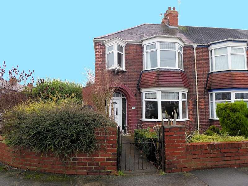 3 Bedrooms House for sale in Burniston Road, Hull, HU5 4JX