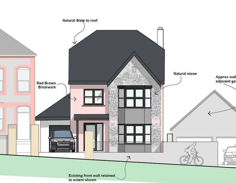 Plot Commercial for sale in Hardwick Avenue, Chepstow