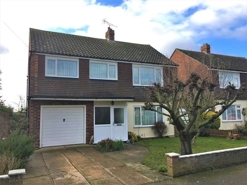 6 Bedrooms Detached House for sale in Galloway Drive, Little Clacton
