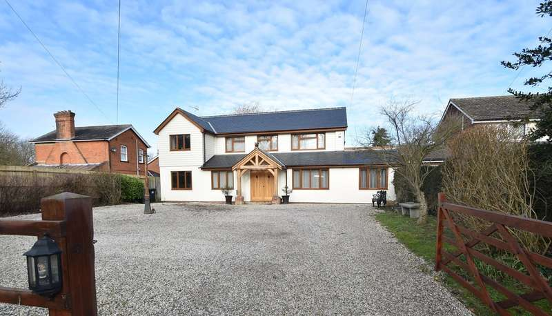 5 Bedrooms Detached House for sale in Cannons Lane, Hatfield Broad Oak