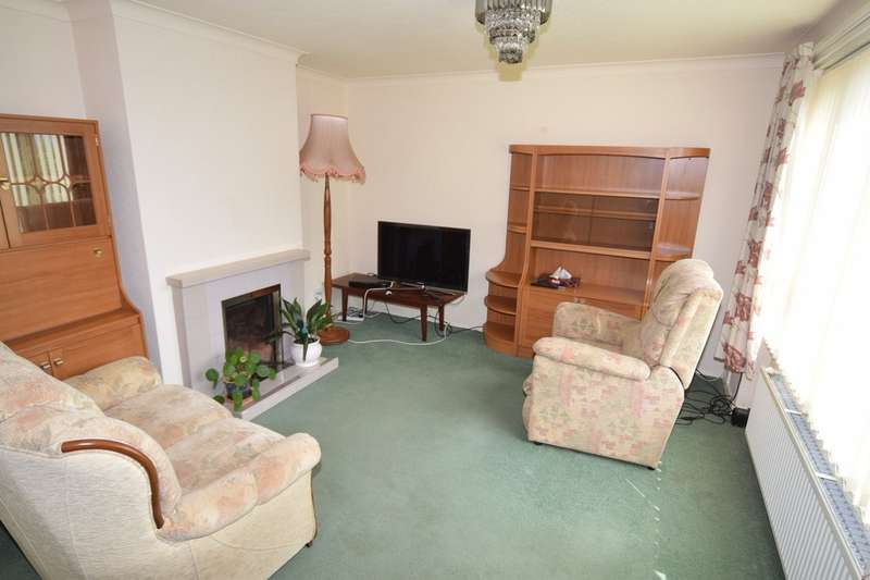 2 Bedrooms Semi Detached Bungalow for sale in Park Road, Swarthmoor LA12 0HJ