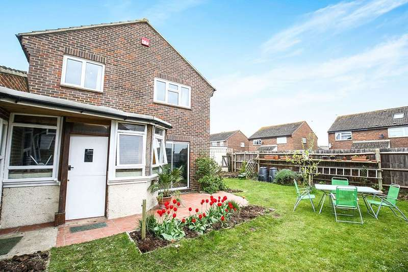 4 Bedrooms Detached House for sale in Osprey Gardens, Bognor Regis, PO22
