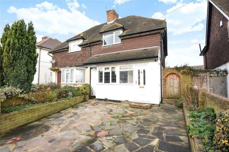 2 Bedrooms Semi Detached House for sale in Priory Close, Denham, Buckinghamshire, UB9