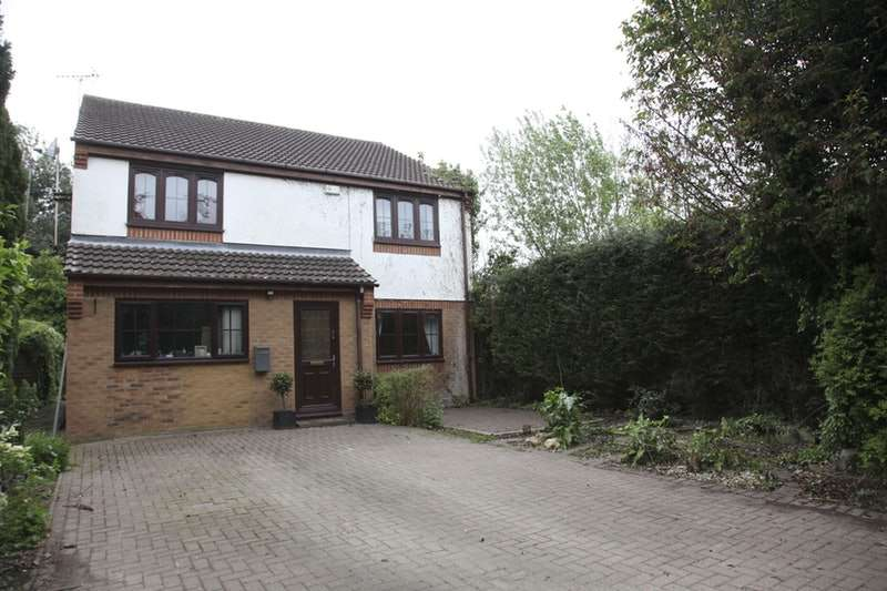 4 Bedrooms Detached House for sale in The Old Orchard, March, Cambridgeshire, PE15