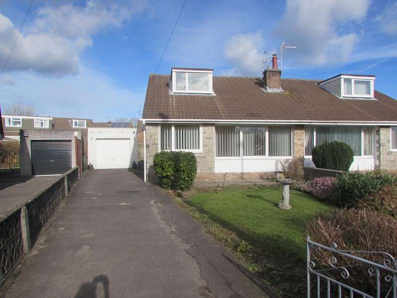 2 Bedrooms Semi Detached House for sale in Llwyn Bedw , Pencoed, Bridgend. CF35 6TH