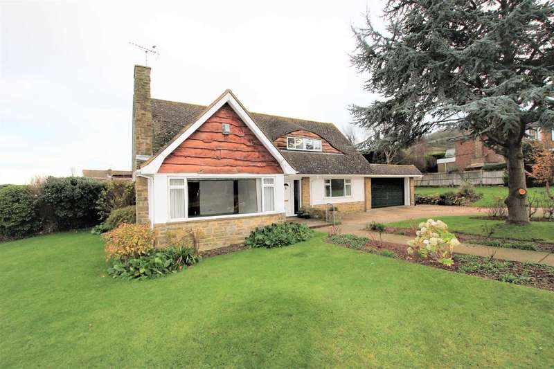 4 Bedrooms Detached House for sale in Foredown Close, Eastbourne, BN20 8DD