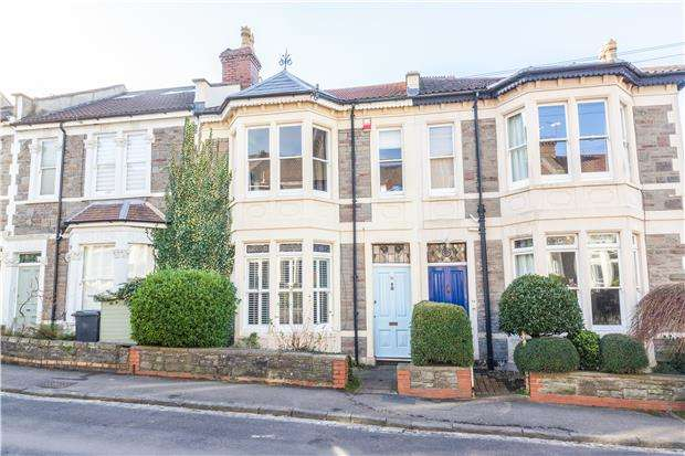 3 Bedrooms Terraced House for sale in Longfield Road, Bishopston, Bristol, BS7 9AG