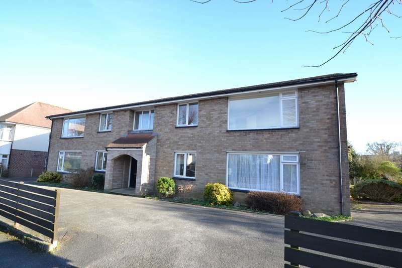 2 Bedrooms Flat for sale in Boscombe East