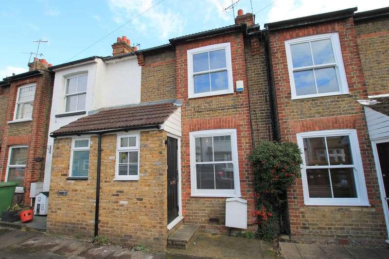 2 Bedrooms Terraced House for sale in Ashdon Road, Bushey