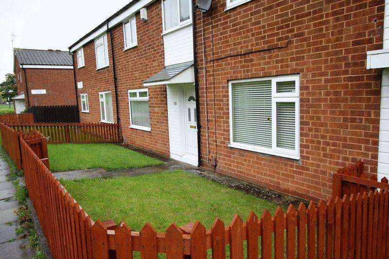 3 Bedrooms Terraced House for sale in Woodcock Close, Middlesbrough