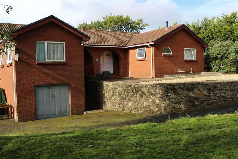 4 Bedrooms Detached Bungalow for sale in Penclawdd Road, Penclawdd