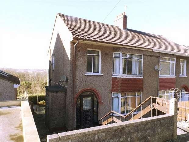 3 Bedrooms Semi Detached House for sale in Dinas Baglan Road, Baglan, Port Talbot, West Glamorgan