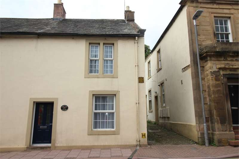 2 Bedrooms Cottage House for sale in CA8 1SB Cobblestones Cottage, Main Street, Brampton, Cumbria