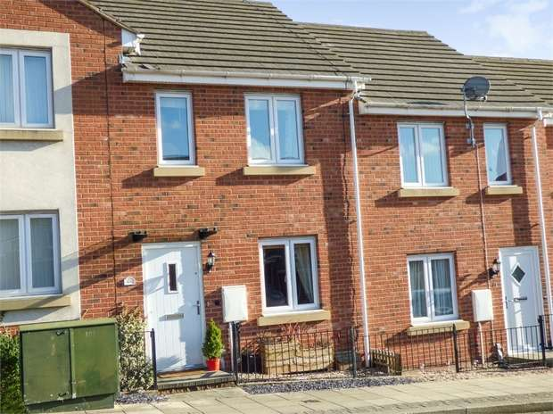 2 Bedrooms Terraced House for sale in Eagle Street, Stoke-on-Trent, Staffordshire