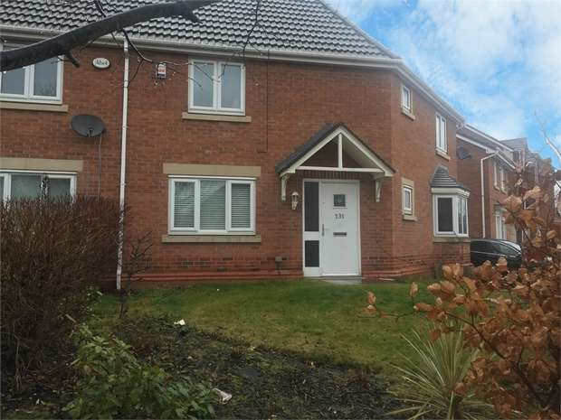 3 Bedrooms Semi Detached House for sale in Hurstwood Road, Birmingham, West Midlands