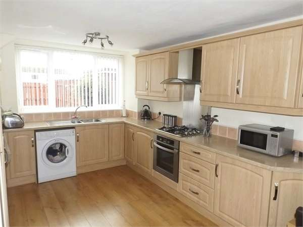2 Bedrooms Terraced House for sale in Grosmont Close, Redcar, North Yorkshire