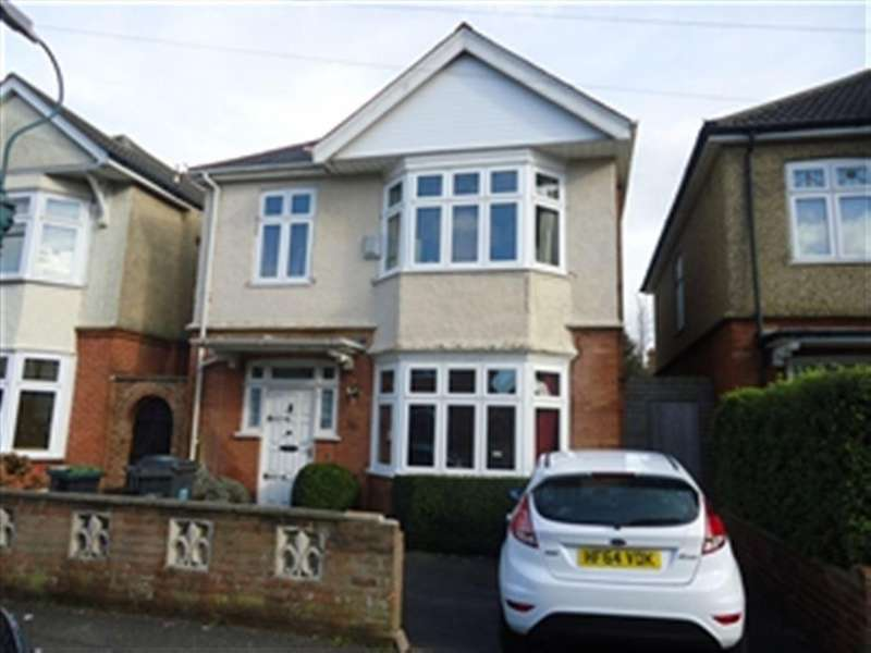 6 Bedrooms House for rent in Heathwood Road, Winton, Bournemouth, Dorset