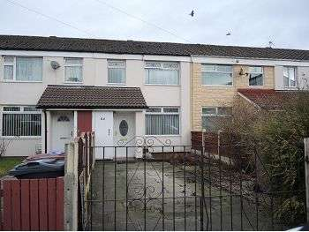 3 Bedrooms Terraced House for sale in Hollowcroft, Stockbridge Village, Liverpool