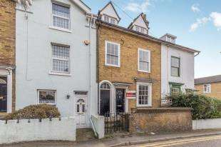 3 Bedrooms Terraced House for sale in Queen Anne Road, Maidstone, Kent