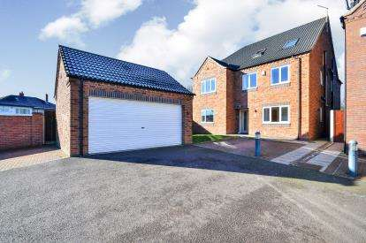 5 Bedrooms Detached House for sale in Derby Road, Kirkby-In-Ashfield, Nottinghamshire, Notts