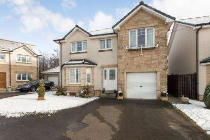 4 Bedrooms Detached House for sale in Lethen View, Tullibody