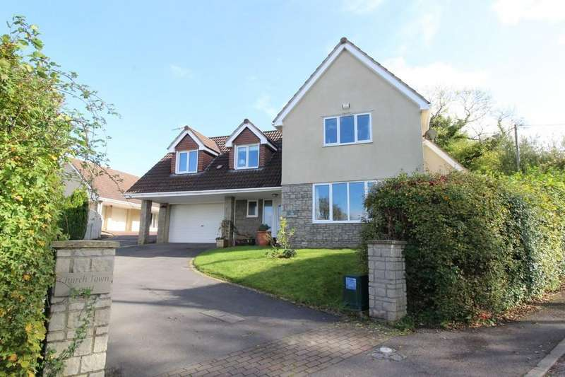 4 Bedrooms Detached House for sale in Stunning views from this fantastic family home.