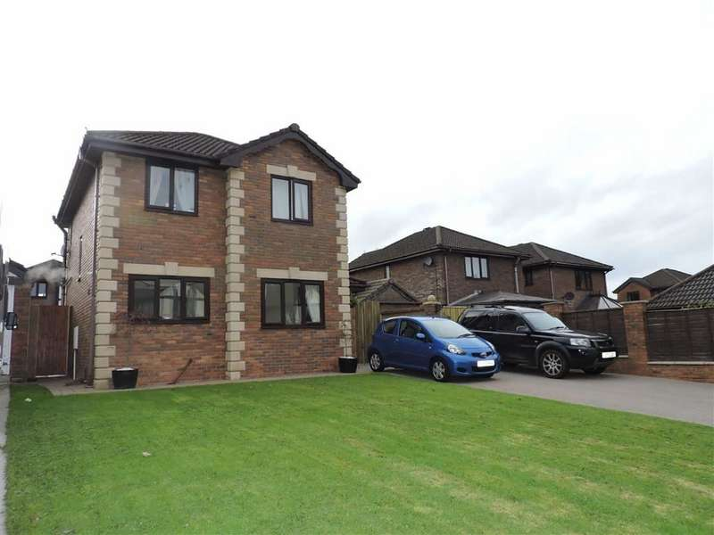 3 Bedrooms Detached House for sale in Parc Bryn Rhos, Glanamman